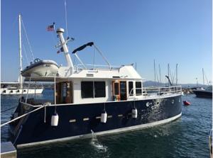 sweet Trawler 43+2